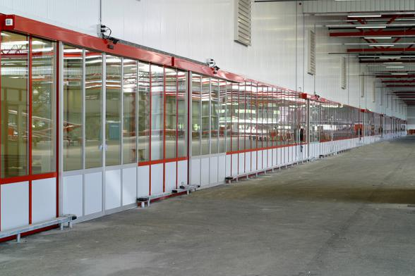Automatic sliding doors Gatemaster® Excel
