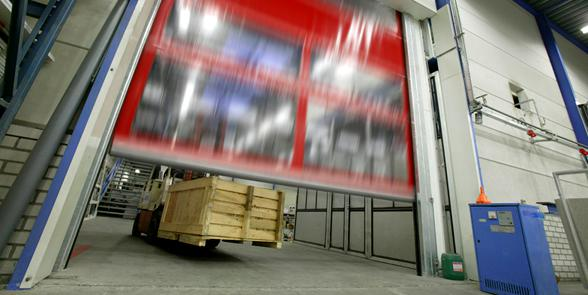 Speeddoor speed roller door