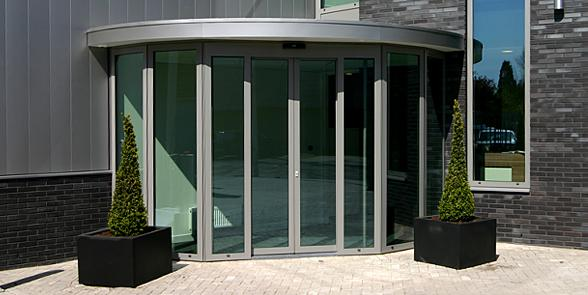 Automatic sliding door Gatemaster® Excel